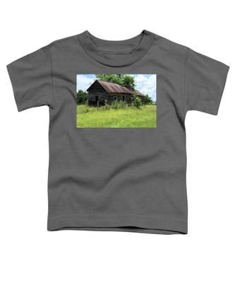 Farmhouse Abandoned Toddler T-Shirt
