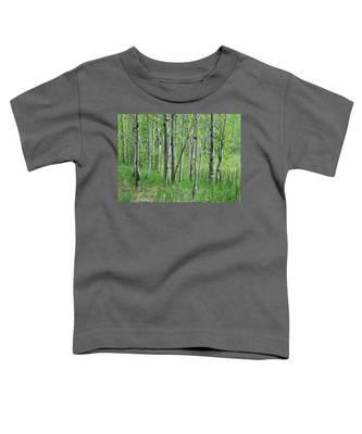 Field Of Teens Toddler T-Shirt