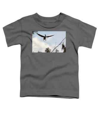 Final Approach Toddler T-Shirt