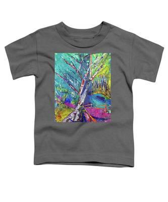 Firey Birch Toddler T-Shirt