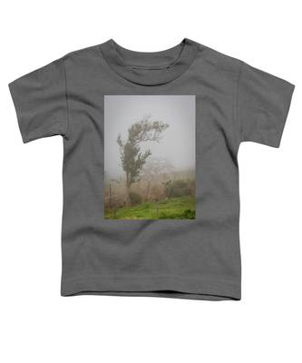 Fog And Wind Toddler T-Shirt