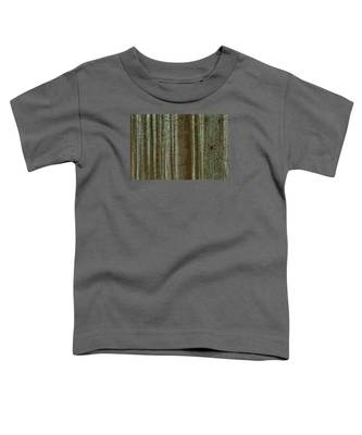 Forest Pattern Toddler T-Shirt