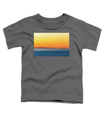 Golden Sunset Series I Toddler T-Shirt