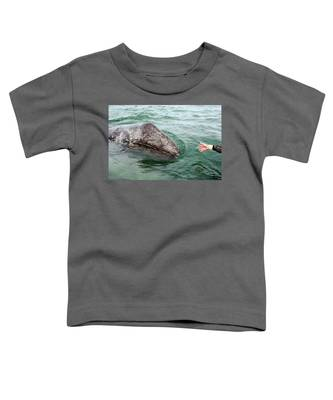 Hand Across The Waters Toddler T-Shirt