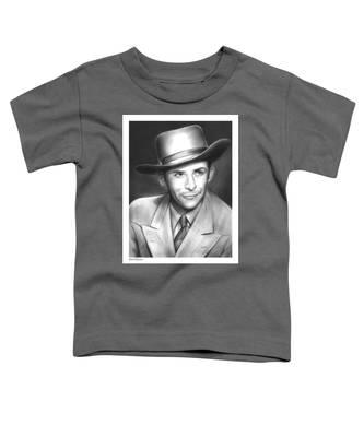 Hank Williams Toddler T-Shirt