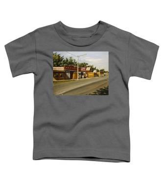 Harvey Paint Store Toddler T-Shirt
