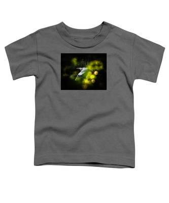 Heron Launch Toddler T-Shirt