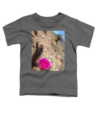 Hillside Raspberry Toddler T-Shirt