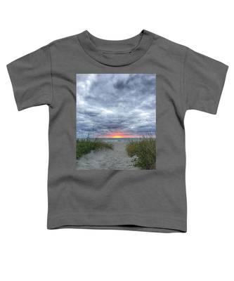 Hope On The Horizon Delray Beach Florida  Toddler T-Shirt