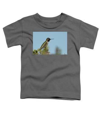Hummingbird On Watch Toddler T-Shirt