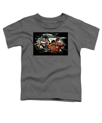Indian Chief Vintage - 2016 Toddler T-Shirt