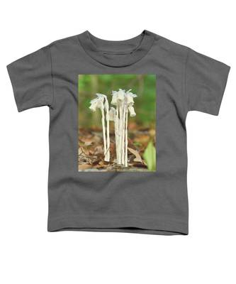 Indian Pipes Toddler T-Shirt