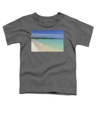 Seven Mile Beach, Negril Toddler T-Shirt