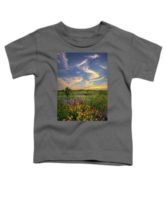 It's Time To Relax Toddler T-Shirt