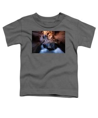 Kanarra Creek Toddler T-Shirt