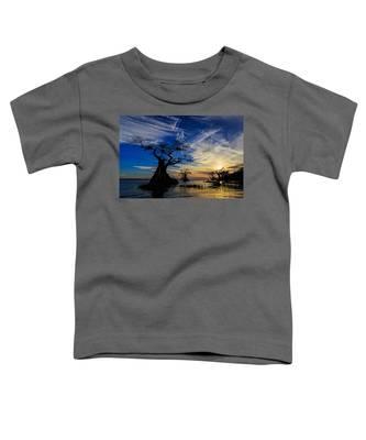 Lake Disston Sunset Toddler T-Shirt