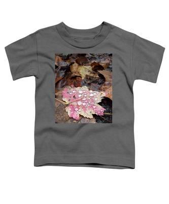 Leaf Bling Toddler T-Shirt