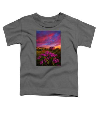 Live In The Moment Toddler T-Shirt