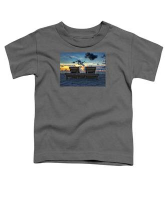 Lounge For Two Toddler T-Shirt