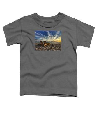 Lounging For 2 Toddler T-Shirt