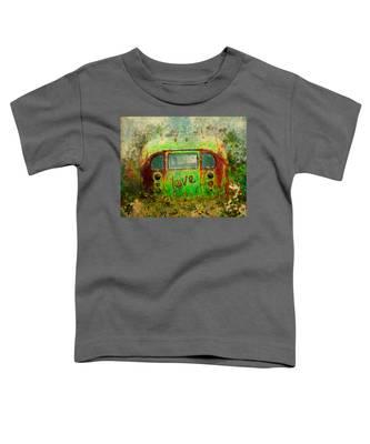 Love Bus Toddler T-Shirt