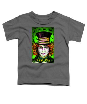 Mad Hatter Toddler T-Shirt