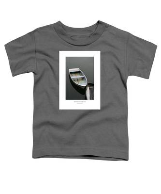 Mevagissy Boat Toddler T-Shirt
