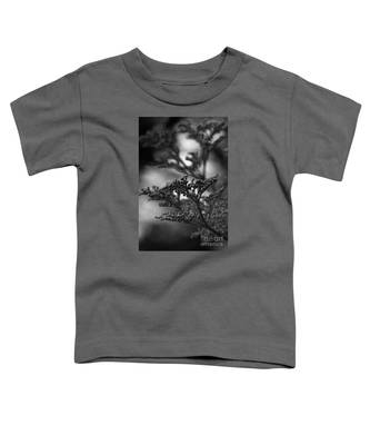 Mirrored In Sterling Toddler T-Shirt