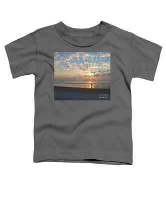 Morning Run Toddler T-Shirt