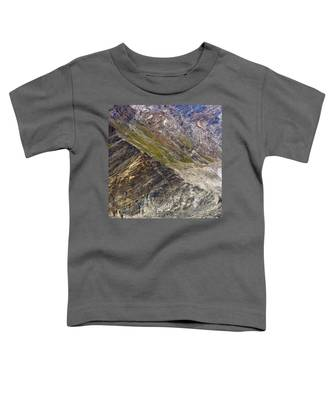 Mountain Abstract 1 Toddler T-Shirt