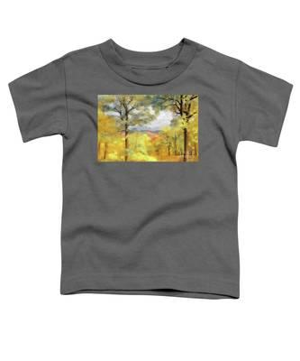 Mountain Morning Toddler T-Shirt