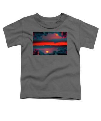 My First Sunset- Toddler T-Shirt