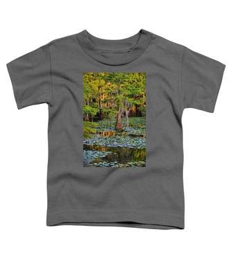 Toddler T-Shirt featuring the photograph Naked by Skip Hunt