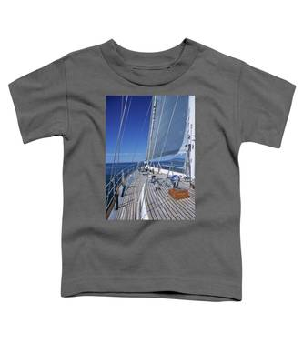 On Deck Off Mexico Toddler T-Shirt