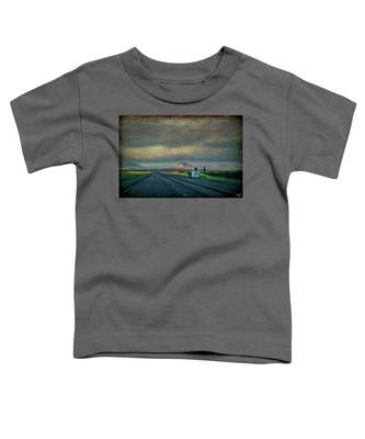 On The Road Again Toddler T-Shirt