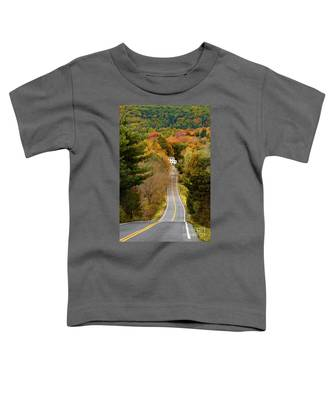 On The Road To New Paltz Toddler T-Shirt