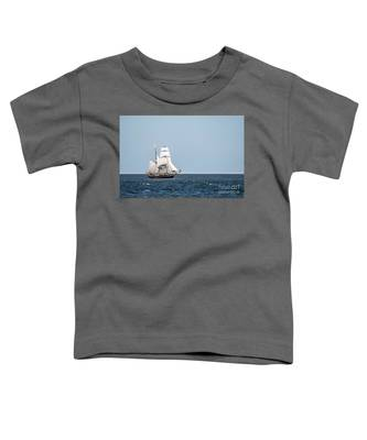 on the way to Texel Toddler T-Shirt