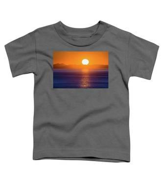 Oregon Sunset Toddler T-Shirt