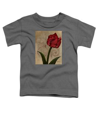 Parrot Tulip II Toddler T-Shirt