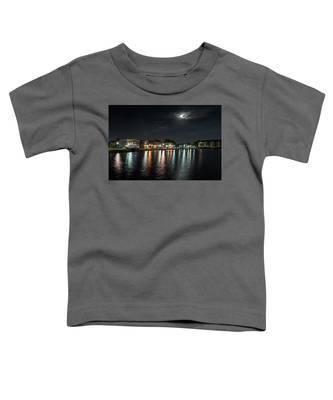 Pewaukee At Night Toddler T-Shirt