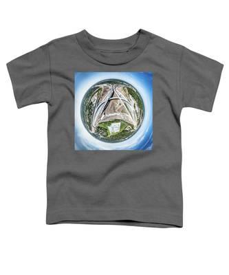 Planet Under Construction Toddler T-Shirt