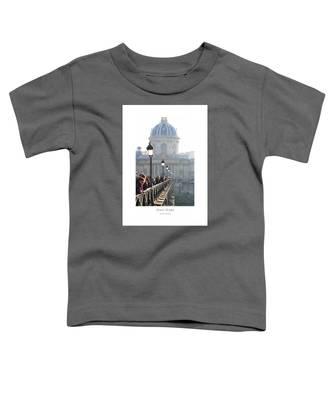 Pont D'art Toddler T-Shirt