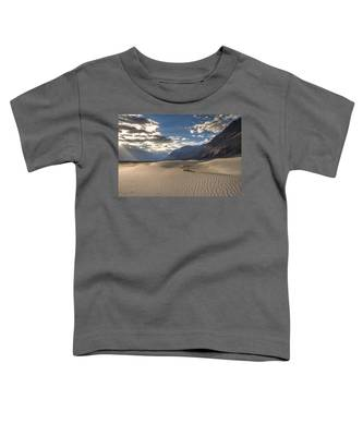 Rays On Dunes Toddler T-Shirt