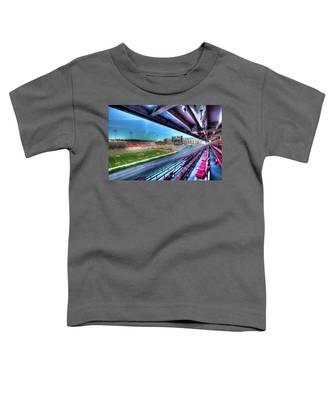 Renovated Martin Stadium Toddler T-Shirt