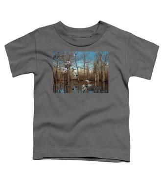 Reydel Hole Toddler T-Shirt