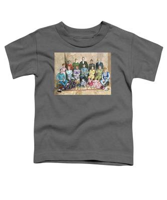 Saltimbanques Toddler T-Shirt