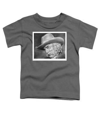 Sam Elliott Toddler T-Shirt