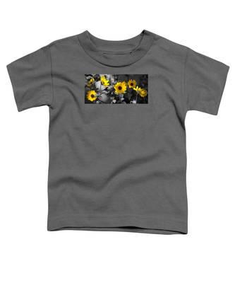 Shaded Daisies Toddler T-Shirt