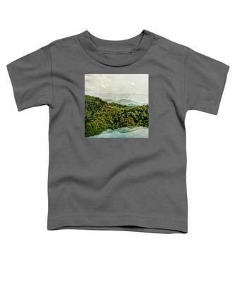 Smoky Mountain Reflections Toddler T-Shirt