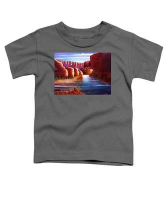 Spirits Of The River Toddler T-Shirt